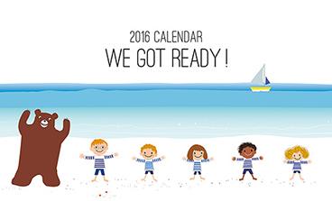 2016'Calendar
